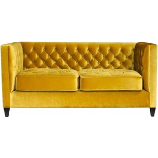 Jess Loveseat by My Chic Nest Great Reviews