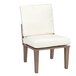 Van Dyke Patio Dining Chair by Woodard