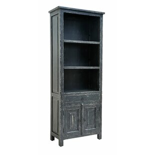 Gene Standard Bookcase by August Grove Best #1