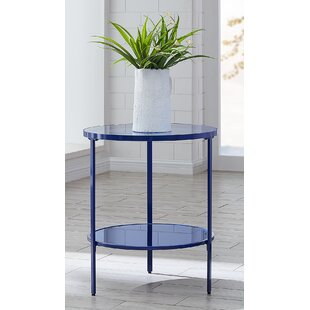 Great Price Haug Side Table By Wrought Studio