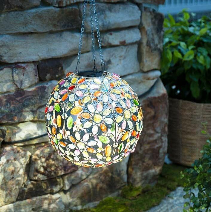Plow Hearth Hanging Erfly Jewel Ball Gazing Globe Reviews Wayfair