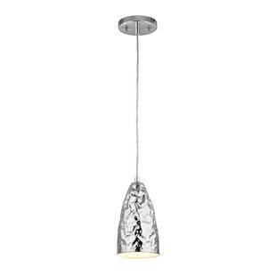 Orren Ellis Aaden 1-Light Cone Shade Mini..