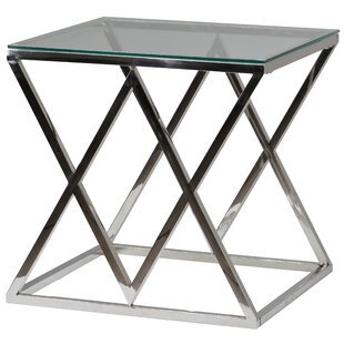 Lorden Contemporary End Table