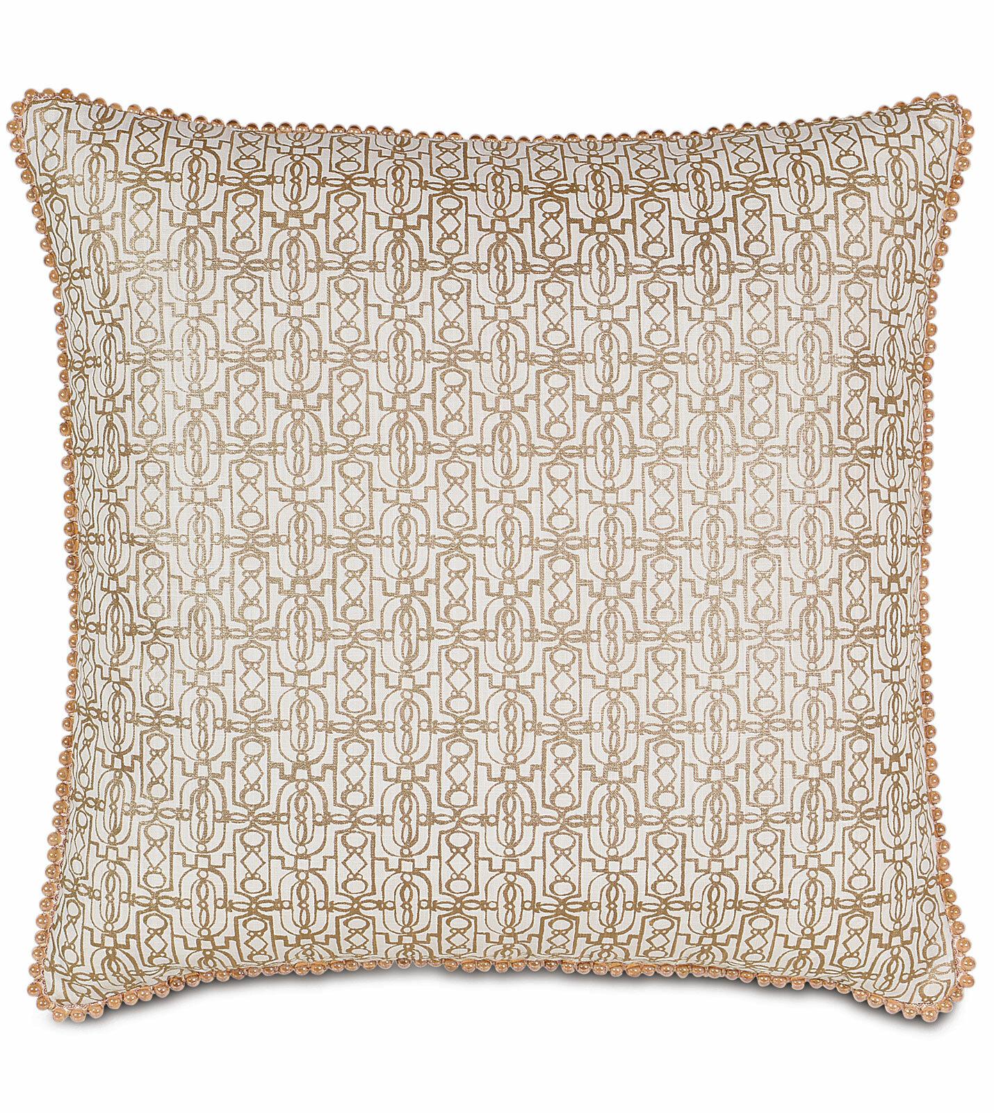 Eastern Accents Halo Cordova Cotton Throw Pillow Wayfair