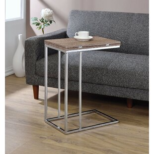 Enneking End Table by Orren Ellis