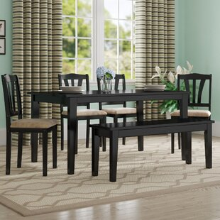 Hysell 6 Piece Dining Set