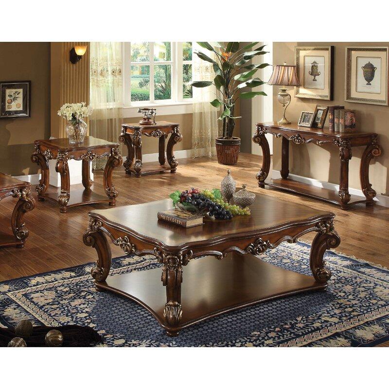 Cozzy Design Mackay Configurable 4 Piece Coffee Table Set Wayfair