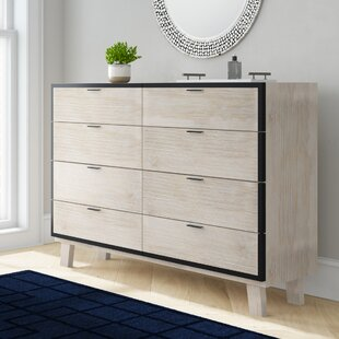 Belmar 8 Drawer Double Dresser