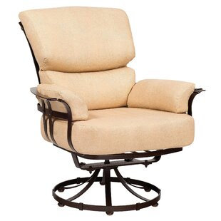 Atlas Swivel Patio Chair by Woodard Amazing