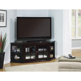 Armas Corner TV Stand for TVs up to 60