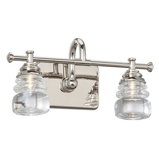 Darby Home Co Rindham 2-Light Vanity Light