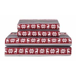 Alcron 100% Cotton Flannel Sheet Set