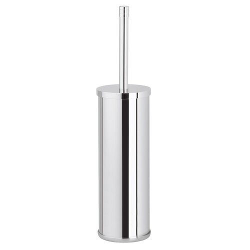 Symple Stuff Gallaher 15 75in H Free Standing Toilet Brush And Holder Wayfair