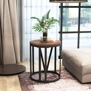 Deaton Frame End Table by Foundry Select