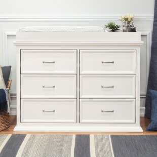 Foothill Louis 6 Drawer Dresser