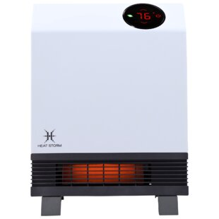 Wave 1 000 Watt Electric Infrared Wall Mounted Heater