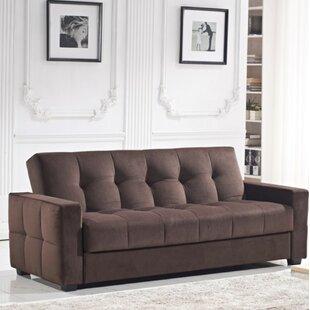 Ebern Designs Ferrell Storage and Pocket Coil Spring Cushion Sleeper