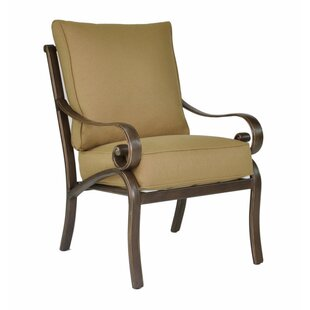 Veracruz Patio Dining Chair with Cushion