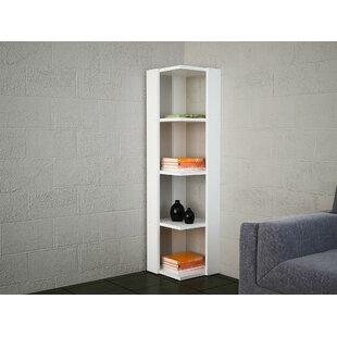 Kraig Corner Bookcase By Ebern Designs