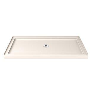 Look for SlimLine 60 x 30 Single Threshold Shower Base ByDreamLine