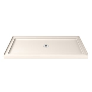 Affordable SlimLine 60 x 32 Single Threshold Shower Base By DreamLine