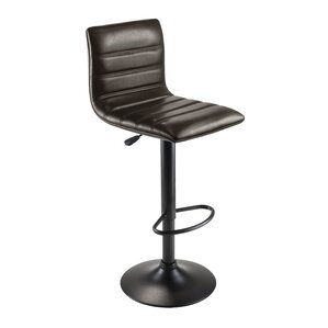 Holly Adjustable Height Swivel Bar Stool by Winsome