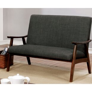 Mousseau Wood Bench by Union Rustic