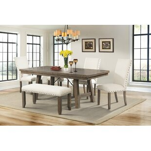 Ismay 6 Piece Dining Set Three Posts