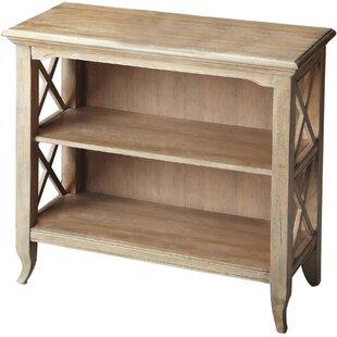 Adelheide Standard Bookcase by Highland Dunes