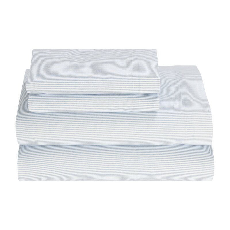 tommy hilfiger ithaca stripe 180 thread count sheet settommy