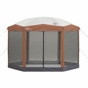Coleman Back Home™ Instant 6 Person Screen House