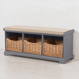 Lummen Upholstered Storage Bench By Brambly Cottage