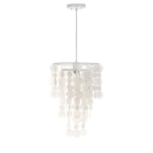 Bungalow Rose Vollenhove 1-Light Novelty ..