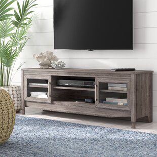 Top Reviews Buxton TV Stand for TVs up to 50 by Highland Dunes Reviews (2019) & Buyer's Guide