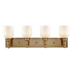 Bungalow Rose Dostal 4-Light Vanity Light