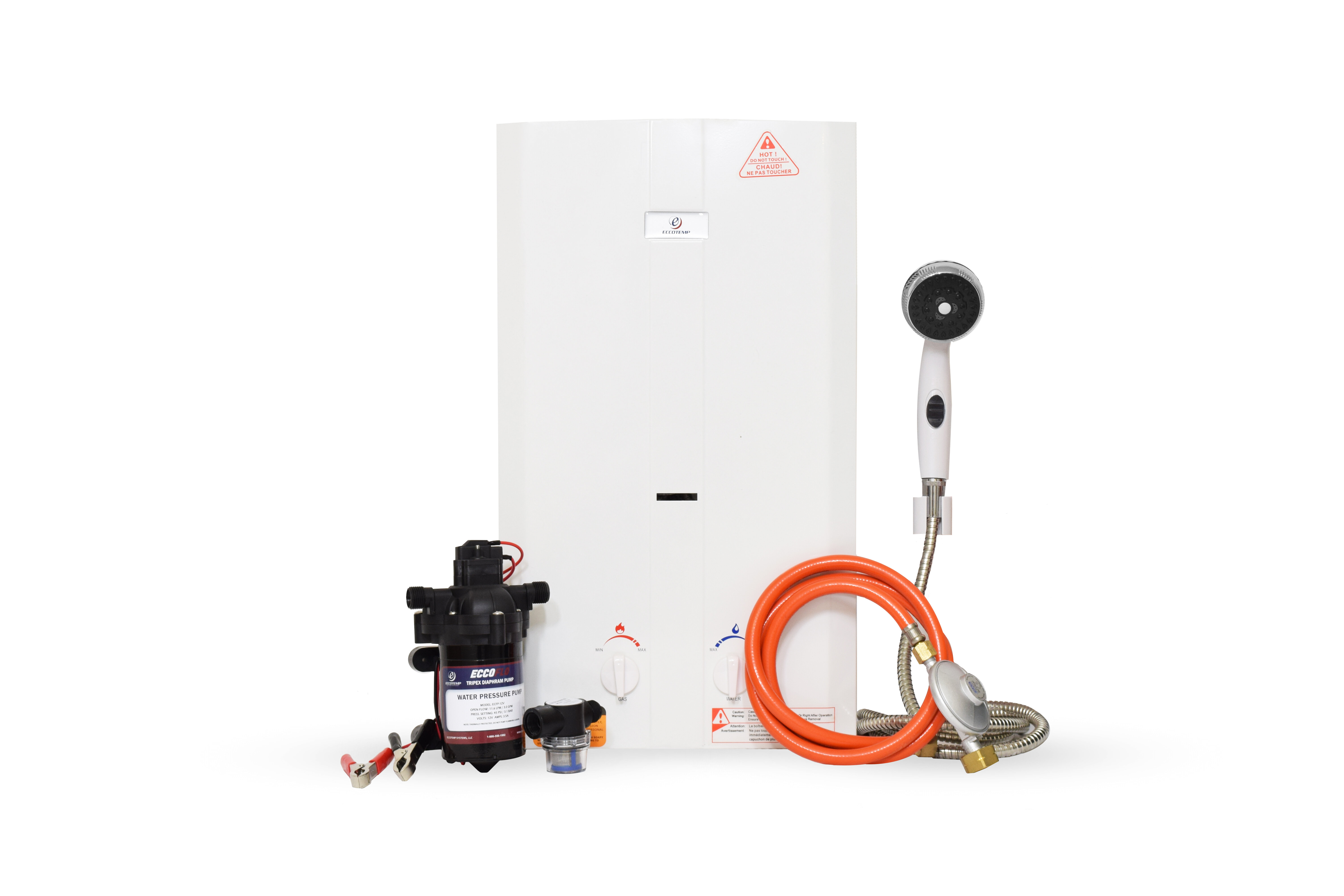 Portable Propane Instant Tankless Water
