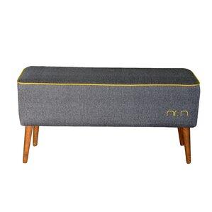 bedroom bench. mr.m upholstered bedroom bench