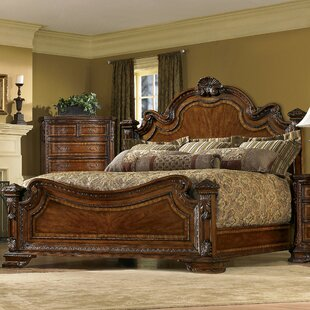 Brussels Panel Bed by Astoria Grand