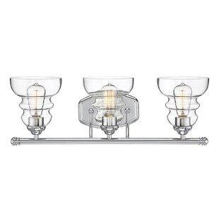 Ivy Bronx Dieterich 3-Light Vanity Light