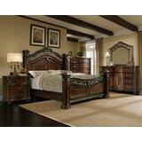 Storrs Standard Solid Wood 4 Piece Bedroom Set by Astoria Grand