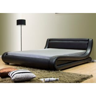 Jarin Contemporary Upholstered Platform Bed by Orren Ellis Today Only Sale