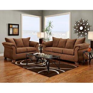 Norris 2 Piece Living Room Set by Red Barrel Studio