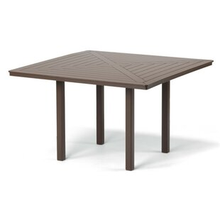 Marine Grade Polymer Square Bar Table by Telescope Casual Today Only Sale