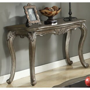 Reveles Console Table by Astoria Grand Bargain
