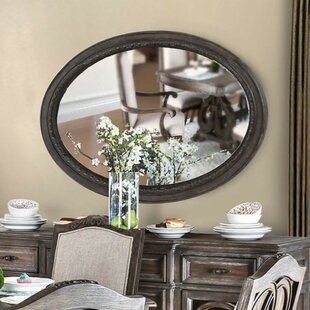 Read Reviews Poulos Bathroom/Vanity Mirror By Union Rustic