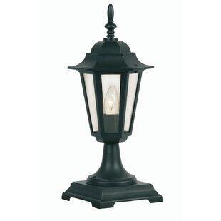Pavillion 1-Light Pedestal Light By Sol 72 Outdoor