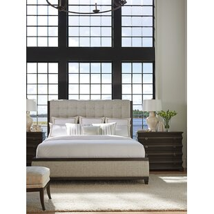 Barclay Butera Brentwood Upholstered Panel Configurable Bedroom Set