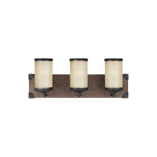 Best Price Cheyanne 3-Light Vanity Light By 17 Stories