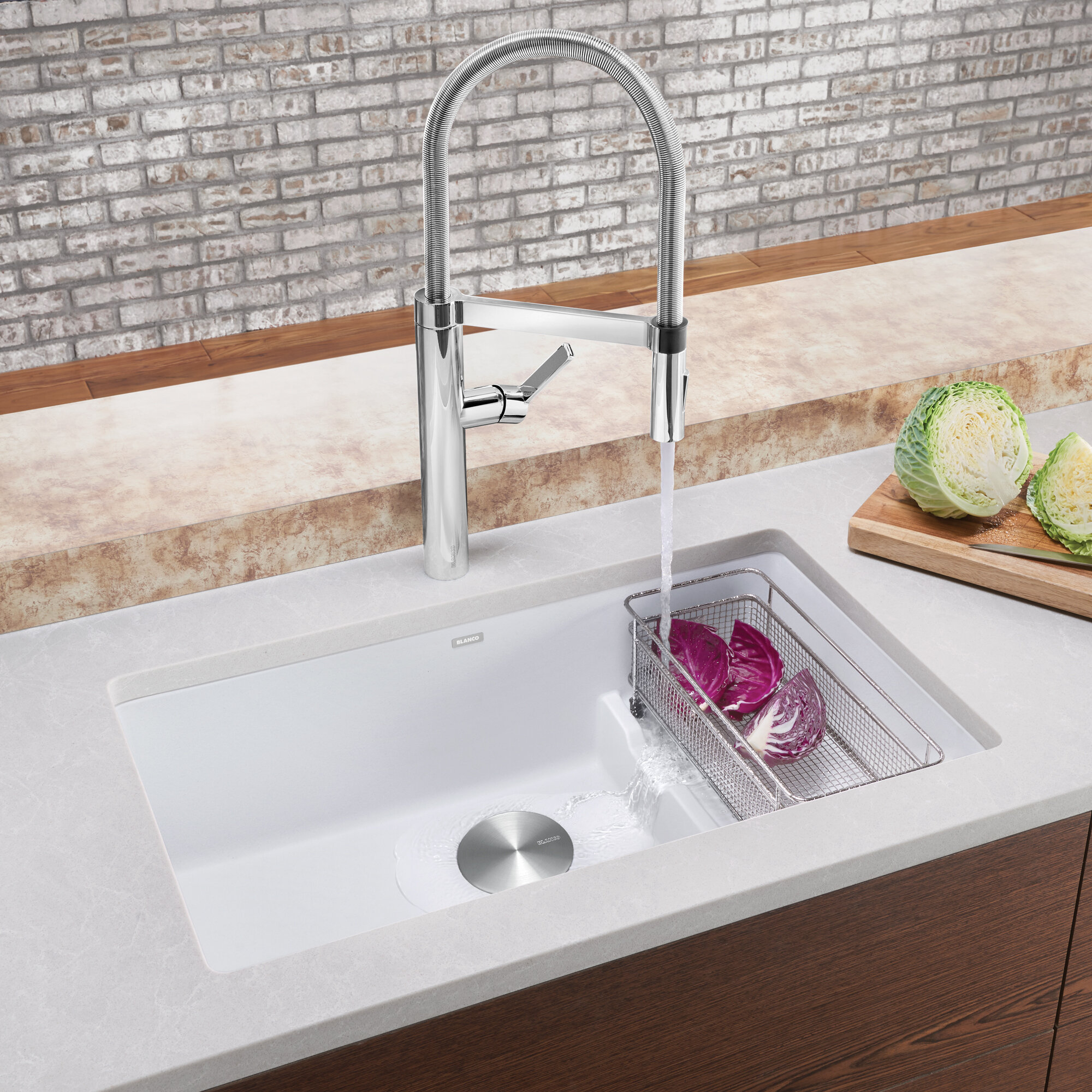Blanco Precis 29 L X 18 W Undermount Kitchen Sink Reviews