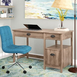 Pinellas Adjustable Standing Desk by Beachcrest Home Today Sale Only